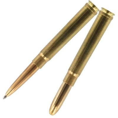 .375 Bullet Space Pen (brass)