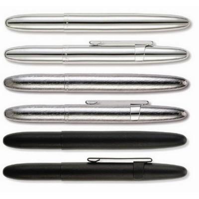 Bullet Pen with Clip (chrome)